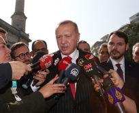 Cumhurbaşkanı Erdoğan'dan anlaşmaya ilişkin ilk açıklama