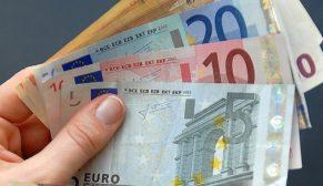 Euro'da rekor yükseliş