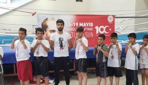 Eyyübiye Belediyesi gençliği göz dolduruyor