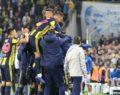 Fenerbahçe galibiyet hasretine son verdi