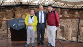Demirkol'dan Göbeklitepe için tanıtım atağı
