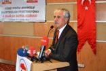 Gazeteciler Federasyonu Gülebak'a yapılan saldırıyı kınadı
