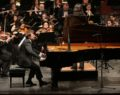 Senfonide genç piyanist sahne aldı
