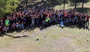 Büyükşehir Belediyesi gençleri doğa ile buluşturuyor