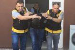 Mezun olduğu okuldan hırsızlık yapan genç tutuklandı
