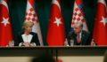 """""""Müttefikimiz Hırvatistan'la pek çok alanda kuvvetli bir iş birliğine sahibiz"""""""