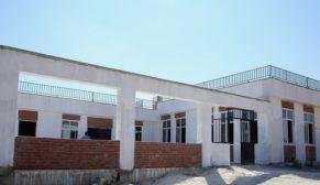 Kırsal'da çok amaçlı salonlar yükseliyor