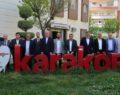 Karaköprü Belediyespor'da yeni başkan kim oldu?
