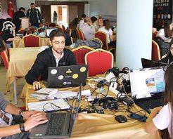 "Harran Üniversitesinde ""NASA Space Apps Challenge"" etkinliği"