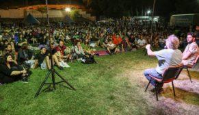 Çalı'da film şöleni yaşandı