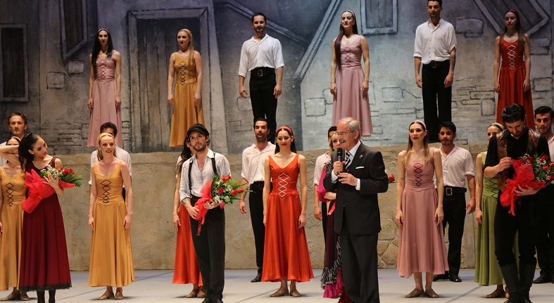 Opera bale günleri başladı