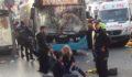 Otobüs kazasında yaralanan bir kişi hastanede hayatını kaybetti