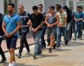 Gözaltına alınan 41 polis Adana'ya getirildi