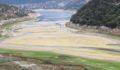 Porsuk Barajında, su miktarı kritik seviyelere kadar düştü