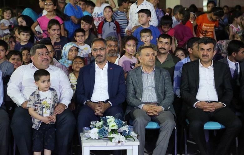Eyyübiye Belediyesi Ramazan etkinlikleri dolu dolu geçiyor