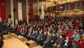 Haliliye belediyesi Türk sanat müziği konseri büyük beğeni topladı
