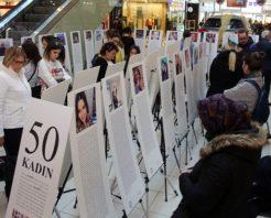 ''Türkiye'de kadın olmak zor''