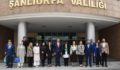 TBMM Kadın Erkek Fırsat Eşitliği Alt Komisyonu Şanlıurfa'daydı