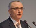 TCMB Başkanı Naci Ağbal'dan açıklama
