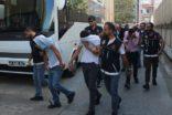 Torbacı operasyonunda 9 tutuklama
