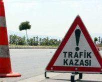 Viranşehir'de otomobil devrildi: 1 ölü