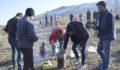 Ağrı'da öğretmenler Bubi Dağı'na tırmandı