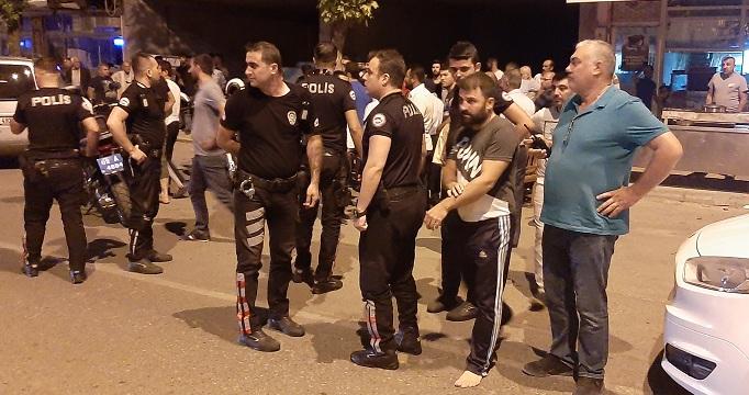 Adıyaman'da bıçaklı ve silahlı kavga: 2 yaralı