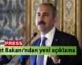 Abdülhamit Gül : Davalar ertelendi