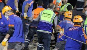 AFAD: 114 vatandaşımız hayatını kaybetmiştir