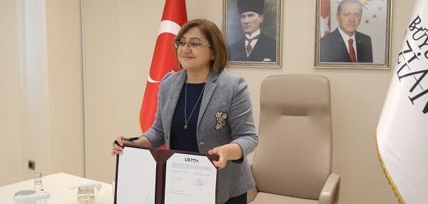 Gaziantep Akıllı Şehir Master Planı protokol töreni düzenlendi