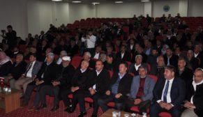 Başkan Eyyüpoğlu: Çiftçilerimize ve delegelerimize minnettarım