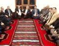 Ak Parti Başkan adayları Kalecik'te