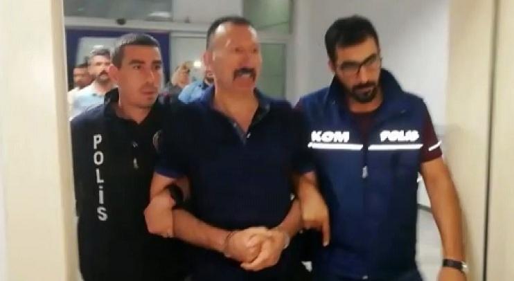67 yıl kesinleşmiş hapis cezası bulunan şahıs çatıda yakalandı