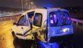 Alkollü araç kullanımı pahalıya mal oldu: 1 ölü 4 yaralı