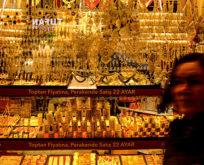 Piyasada altın fiyatları