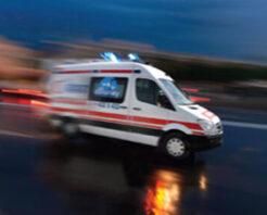 Şanlıurfa'da ikinci kattan düşen işçi hayatını kaybetti
