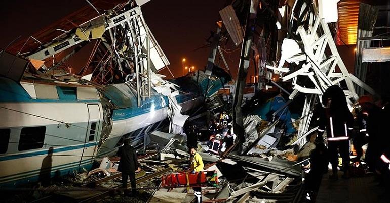 Tren kazası soruşturması genişletildi
