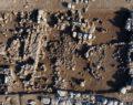 Baraj suyu çekildi 12 bin yıllık tarih ortaya çıktı