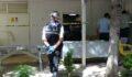 Hastane görevlisi ölü bulundu