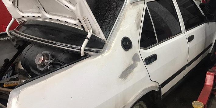 LPG'li araç sahipleri dikkat !