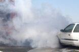 YKS'ye girecek öğrenciyi taşıyan araç alev aldı