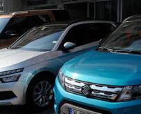 Otomobil pazarında hareketlilik başladı