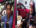 Evi olmayan engeli yaşlı kadın ve oğlu arabada yaşıyor