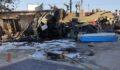 Askeri araç kazasında 2 asker şehit oldu