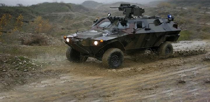 Urfa'da zırhlı araç sele kapıldı: 2 asker kayıp