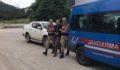 Seri cinayet zanlısının evinde askeri malzeme bulundu