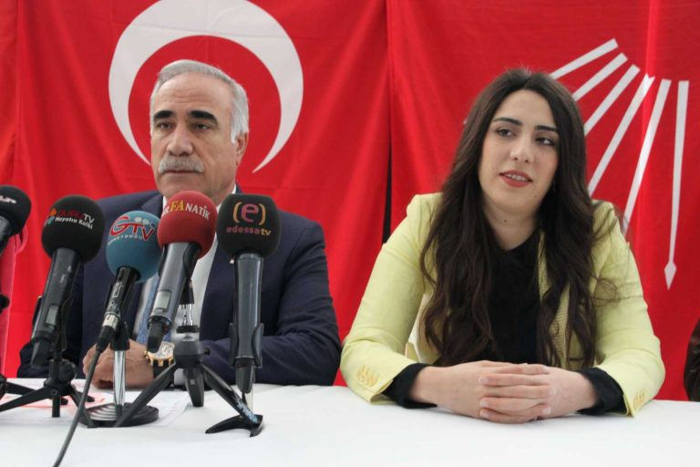 CHP PM üyesi Aydınlık:  Sadece Urfa'dan seçilmedim