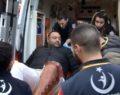 Market çalışanı turisti bıçakladı