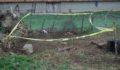 Bağ evi bahçesinde tank topu mühimmatı bulundu