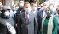 DEVA Parti Genel Başkanı, Babacan'dan esnaf ziyareti